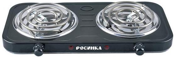 Электроплитка Росинка РОС-502 чёрный