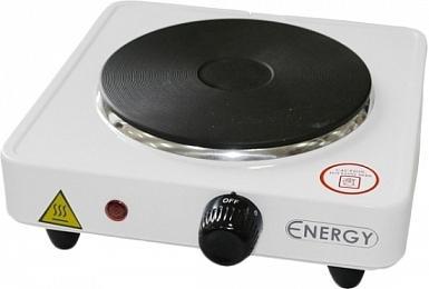 Плитка электрическая ENERGY EN-901 1000Вт d155мм чугун цена и фото