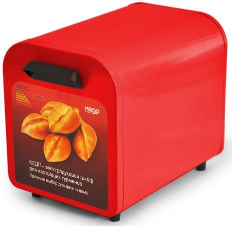 цена на Шкаф жарочный Кедр ШЖ-0,625 красный