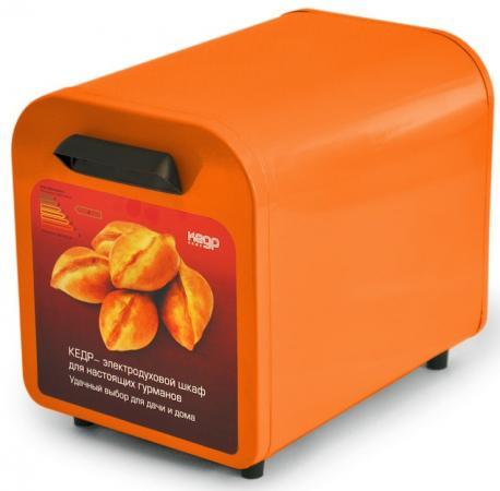 Жарочный шкаф Кедр ШЖ-0,625 оранжевый цена и фото