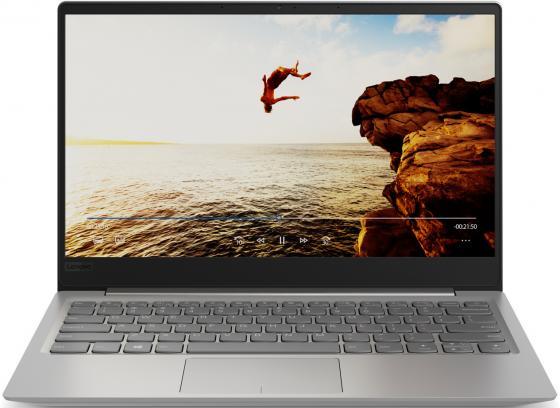 Ноутбук Lenovo IdeaPad 320S-13IKB 13.3'' FHD(1920x1080) IPS nonGLARE/Intel Core i5-8250U 1.60GHz Quad/8GB/256GB SSD/GF MX150 2GB/noDVD/WiFi/BT4.1/1.0MP/4in1/3cell/1.20kg/W10/1Y/GREY lenovo ideapad 710s plus 13isk [80vu003lrk] gold 13 3 fhd i5 6200u 8gb 256gb ssd nodvd w10
