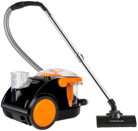 Пылесос ARNICA Bora 3000 Turbo 2400Вт 1.2л кабель 6м оранжевый пылесос arnica bora 7000 premium