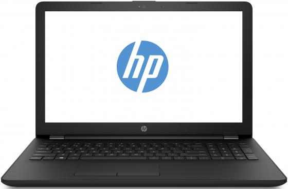 Ноутбук HP 15-rb015ur 15.6 1366x768 AMD E-E2-9000 500 Gb 4Gb Radeon R2 черный DOS (3QU50EA)