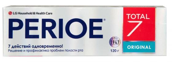 Зубная паста Perioe Total 7 Original 120 гр