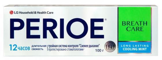 Зубная паста Perioe Breath Care 100 гр зубная паста perioe perioe pe038luxzs05