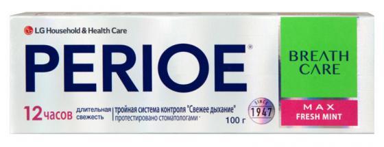 Зубная паста Perioe Breath сare 100 гр зубная паста perioe perioe pe038luxzs05