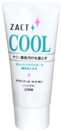 Зубная паста LION Zact Cool 130 гр