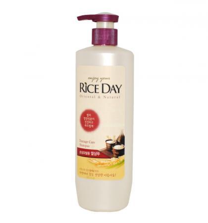 Шампунь CJ Lion Rice Day для поврежденных волос увлажняющий 550 мл free shipping belt for clatronic bba 2865 for clatronic bba 2594 palsan xbm 1218a