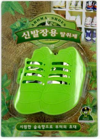 Ароматизатор-поглотитель запаха для обуви Sandokkaebi Лесной 4 г kokubo поглотитель запаха в гелевых шариках shosyuс запахом персика 150 г