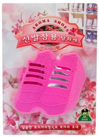 Ароматизатор-поглотитель запаха для обуви Sandokkaebi Розмарин 4 г средство против запаха и моли для шкафов sandokkaebi лесной 4 г