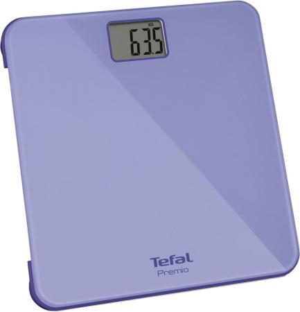 Весы напольные Tefal Premio Ivy PP1221 фиолетовый весы напольные tefal pp1070 premiss flower white