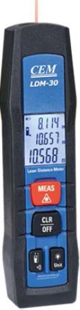 цена на Дальномер Cem LDM-30 30 м 482155