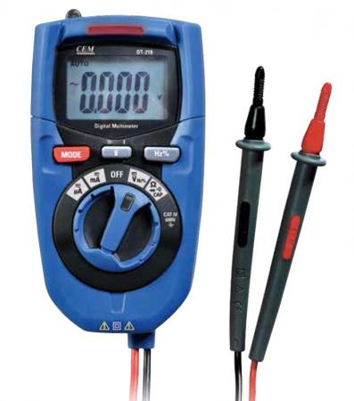Мультиметр CEM DT-218 цифровой все цены