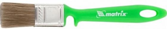 Кисть флейцевая MATRIX 83371 25х10мм кисть флейцевая fit 01045
