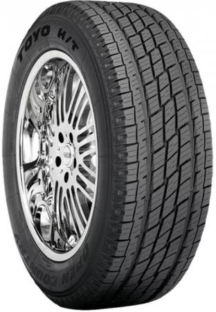 265/75R16 116T Open Country H/T всесезонная шина toyo open country h t 225 70 r16 102t fr owl