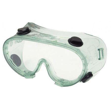 Фото - Очки STAYER 2-110291 master защитные панорамные закрытого типа с непрямой вентиляцией поликарбонат очки сибртех 89156 защитные открытого типа затемненные ударопрочный поликарбонат