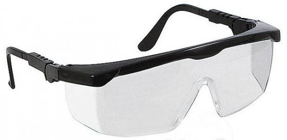 Очки защитные FIT 12221 с регулируемыми дужками