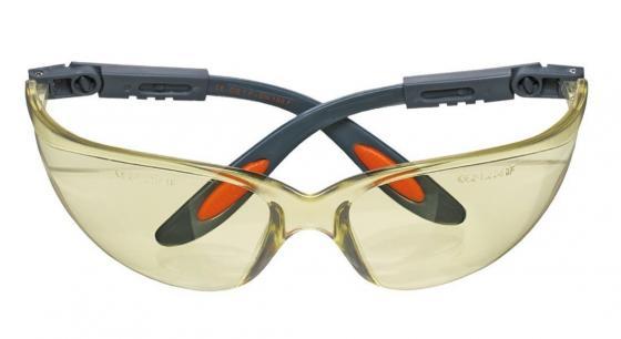 Очки NEO 97-501 защитные желтые толстовка mazine male half zip hoody 01 neo blue mel neo gr m