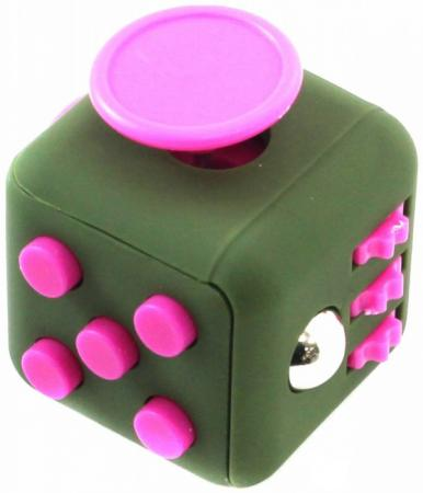 Антистрессовая игрушка 1toy Fidget 2,5 см пластик сачок 1toy 70х20 см в ассортименте