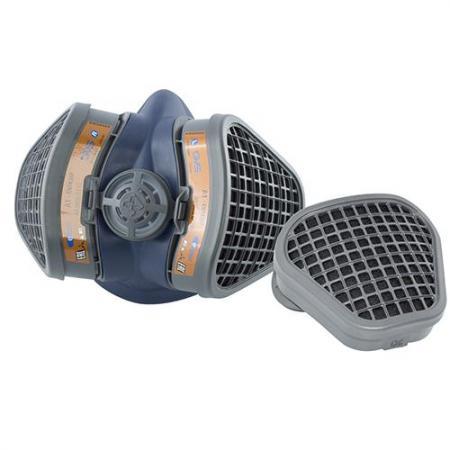 Фильтры GVS SPR513IDUA сменные elipse a1 для полумасок spr511/512 фильтры gvs spr489idua