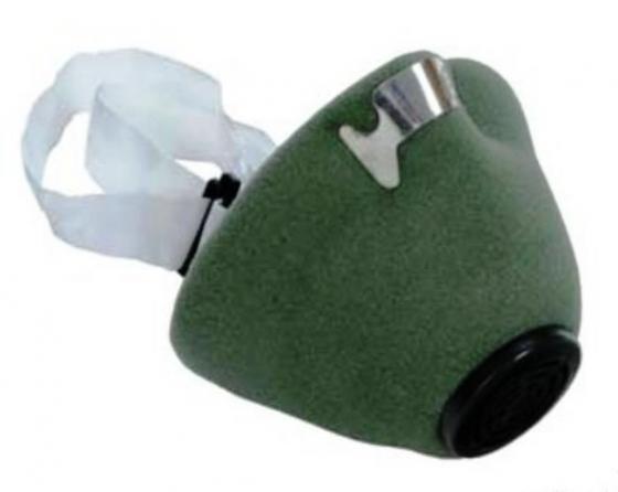Респиратор ИСТОК У-2К от аэрозолей, трехслойный