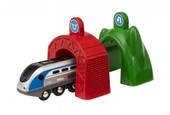 все цены на Набор Brio Smart Tech Поезд с управляющими тоннелями с 3-х лет 33834 онлайн