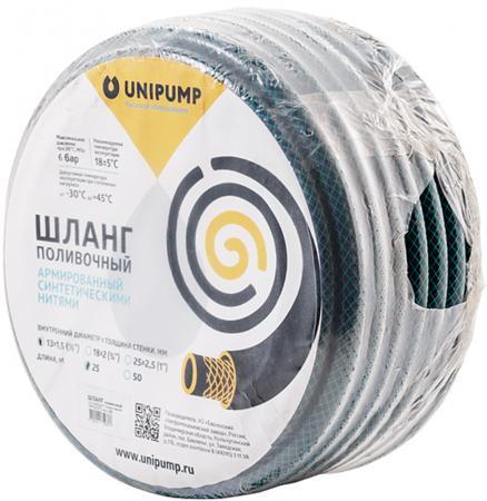 Шланг UNIPUMP 23551 поливочный армир. ф18вн*2 (бухта 50м) 3/4 шланг unipump 48369