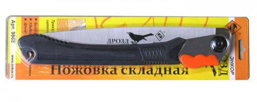 Ножовка ЭНКОР 9868 сад склад Дрозд ножовка armero as32 450