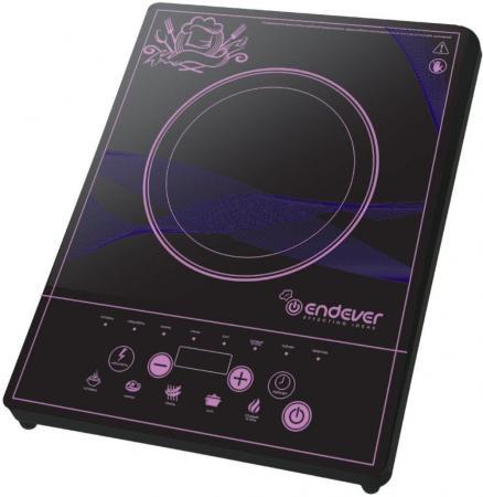 Электроплитка ENDEVER 41-DP чёрный