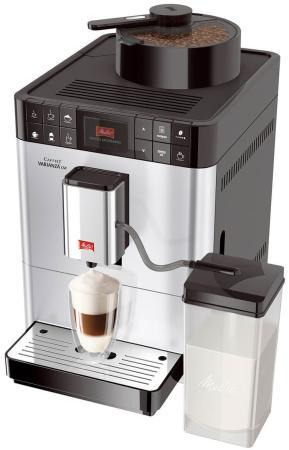 21547 Кофемашина Caffeo F 531-101 Passione Onetouch серебро MELITTA кофемашина melitta caffeo passione [f 531 102]