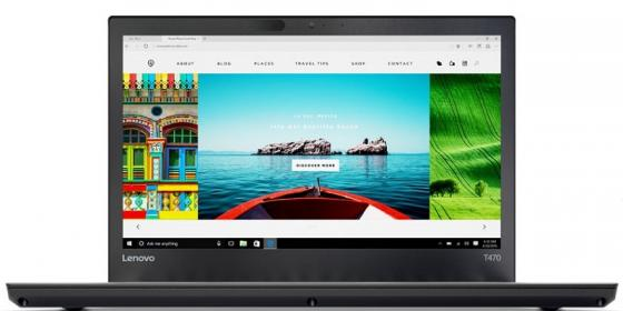 "все цены на Ноутбук Lenovo ThinkPad T470 14"" 1920x1080 Intel Core i5-7300U 512 Gb 16Gb Intel HD Graphics 620 черный Windows 10 Professional (20HES3H201) онлайн"
