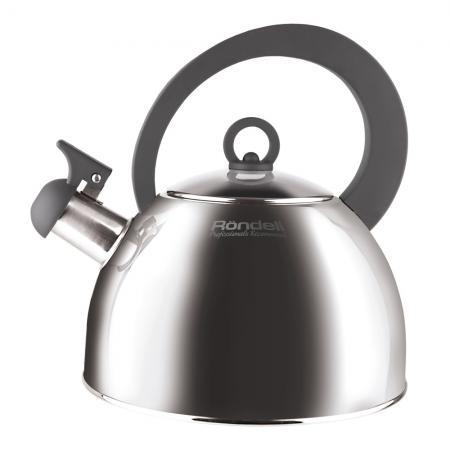 Чайник Rondell Strike 2 л RDS-922 чайник geste 2 л со свистком гранатовый rds 361 rondell