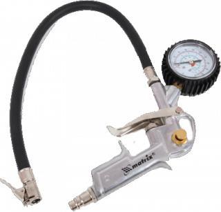 Пистолет для подкачки шин MATRIX 57322 пистолет для подкачки шин пневматический