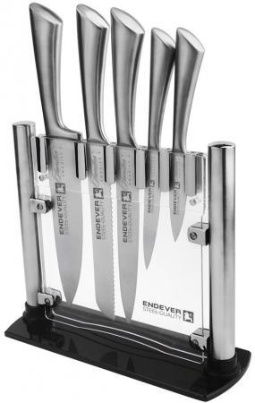011-Hamilton Ножи и наборы ENDEVER Материал Лезвия сталь, рукоятка-сталь mac demarco hamilton