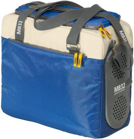 32MB DC Термоэлектрическая сумка-холодильник MobiCool 32 литра 42.0 х 18.0 34.0 см