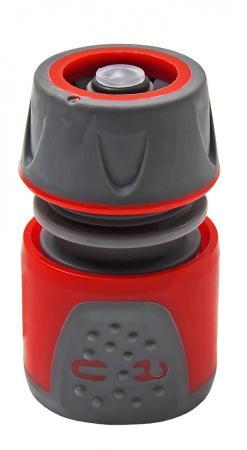 цена на Соединитель QUATTRO ELEMENTI 241-246 быстроразъемный для шланга 1/2