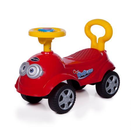 Каталка Baby Care QT Racer пластик от 1 года на колесах красный цены онлайн
