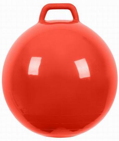 Мяч МалышОК Прыгун с ручкой 50 см малышок мяч ёжик 18 см