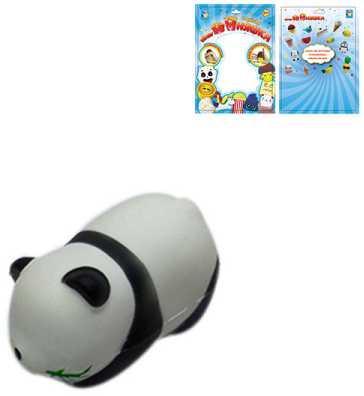 Игрушка-антистресс Мммняшк Панда подушки декоративные оранжевый кот подушка игрушка антистресс панда