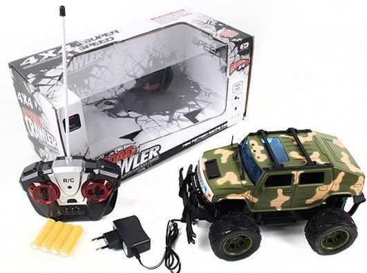 Машина Наша Игрушка Внедорожник хаки 6138H наша игрушка скейтборд