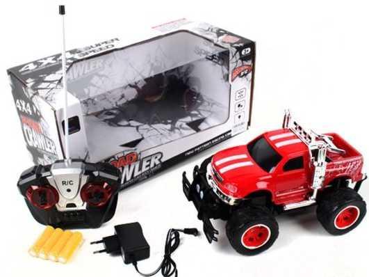 Машина Наша Игрушка Внедорожник красный 6138AG игрушка