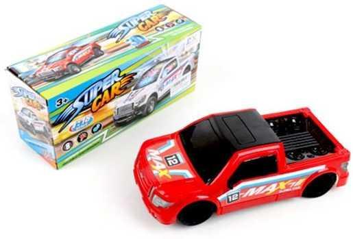 Машина Наша Игрушка Super Car - Внедорожник красный 268C-11 машина наша игрушка внедорожник бежевый 6138g