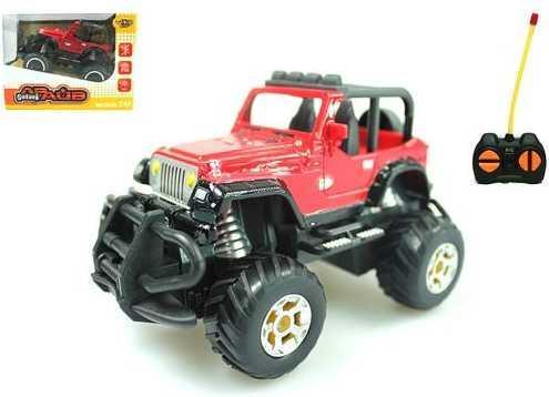 Машина Наша Игрушка Внедорожник красный M6320 игрушка