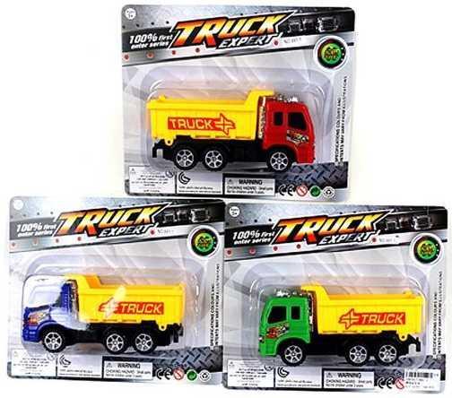 Грузовик Наша Игрушка Грузовик желтый 991-1 грузовик наша игрушка грузовик оранжевый 11579 1