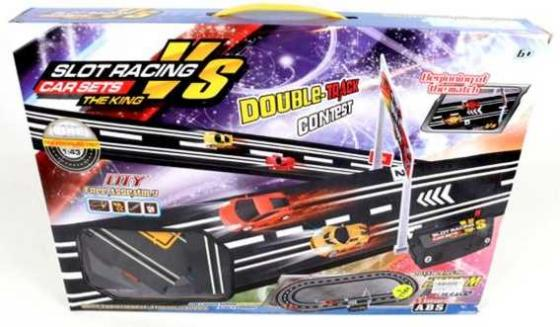 купить Игровой набор Наша Игрушка Автотрек разноцветный 42508-2D по цене 1400 рублей