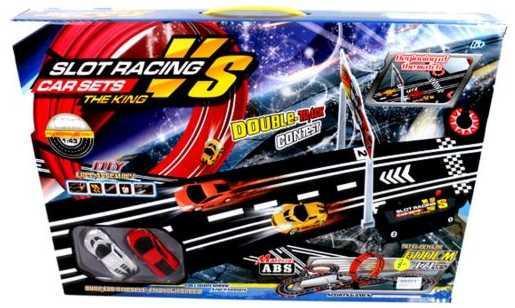 купить Игровой набор Наша Игрушка Автотрек разноцветный 42502-2A по цене 3080 рублей