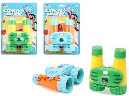 Бинокль Наша Игрушка фигурка наша игрушка горилла spl310484