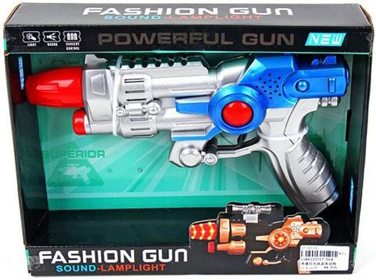 Бластер Наша Игрушка 17-004 17-004 игрушка