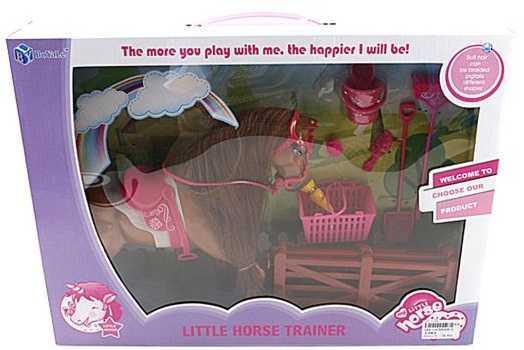 Фигурка Наша Игрушка Любимая лошадка на ферме BYL026-2 игрушка наша игрушка лошадка 100694662