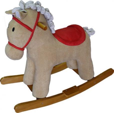 Лошадка-качалка Наша Игрушка Мультик 65 см 611033